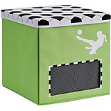 Коробка с крышкой для хранения Store it Football Tooor