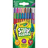 Мини-восковые мелки Crayola, ароматизированные