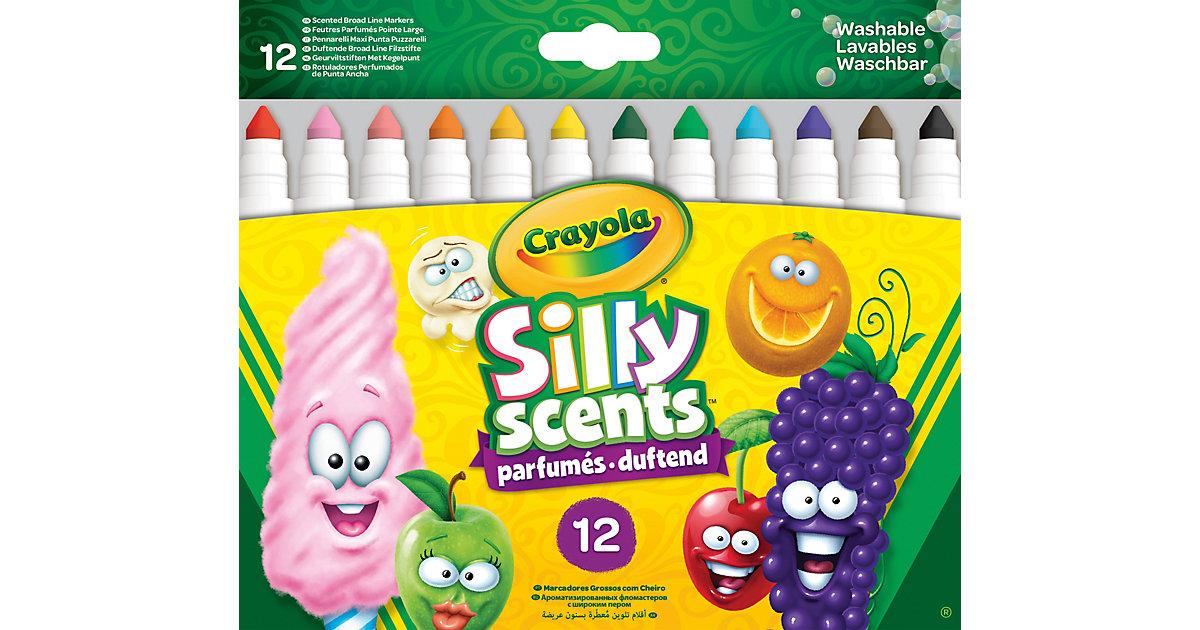 12 Silly Scents Broadline Filzstifte