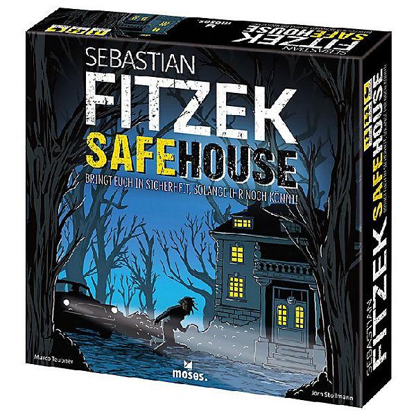Sebastian Fitzek Safehouse, moses. Verlag