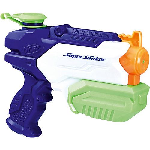 Водяной бластер Nerf Super Soaker Mikroburst 2 от Hasbro