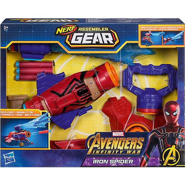 Игрушка экипировка Человека-паука AVENGERS (E2134)