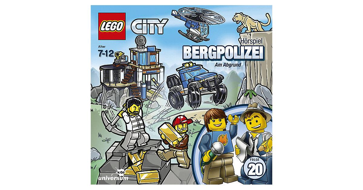 CD LEGO City 20 - Bergpolizei Hörbuch