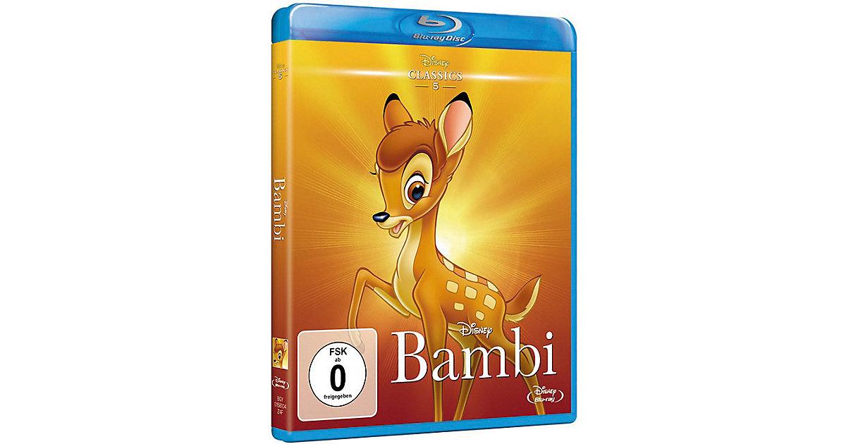 BLU-RAY Bambi (Disney Classics)