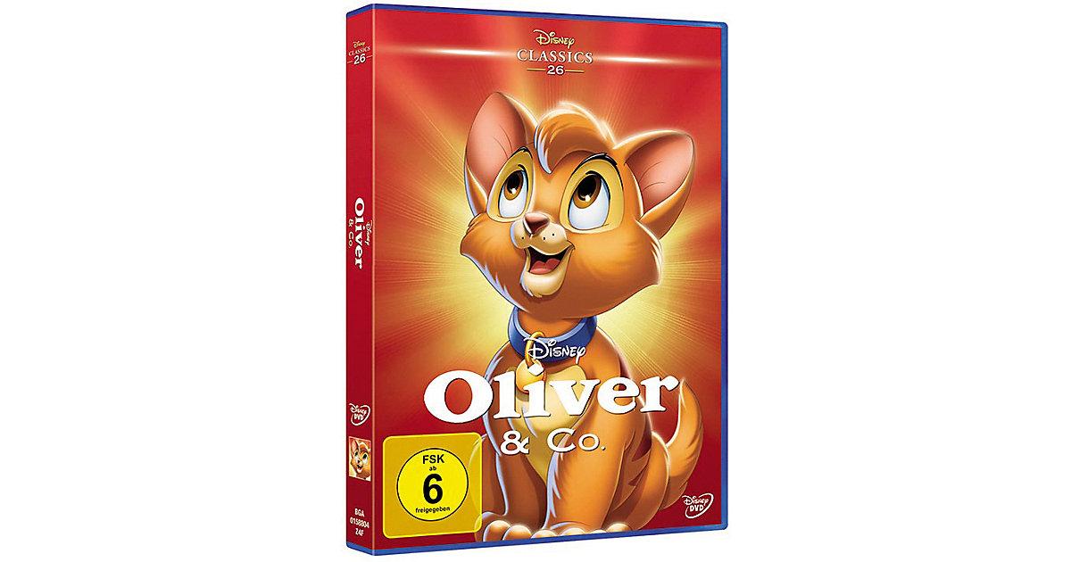 DVD Oliver & Co. (Disney Classics)