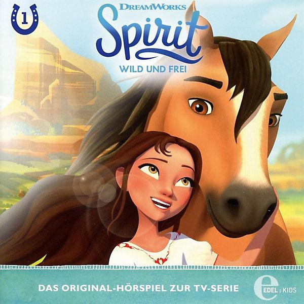cd spirit, wild und frei 1 - neue freunde, spirit | mytoys