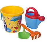 """Набор игрушек для песочницы Полесье """"Disney Винни и его друзья» № 9, 4 предмета"""