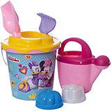 """Набор игрушек для песочницы Полесье """"Disney Минни» № 12, 7 предметов"""
