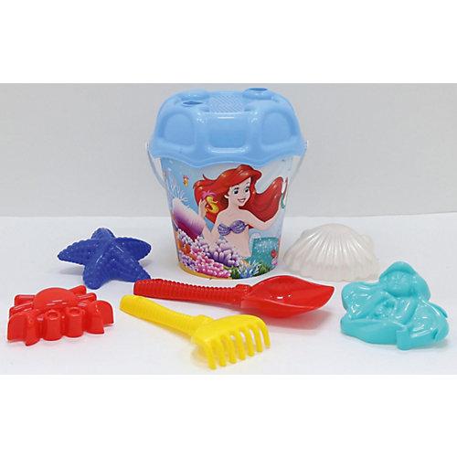 """Набор игрушек для песочницы Полесье """"Disney Русалочка"""" № 6, 8 предметов от Полесье"""