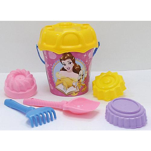 """Набор игрушек для песочницы Полесье """"Принцессы Disney» № 14, 7 предметов от Полесье"""