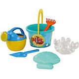 """Набор игрушек для песочницы Полесье """"Disney Pixar В поисках Немо» № 8, 6 предметов"""