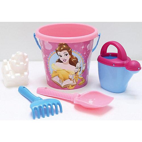 """Набор игрушек для песочницы Полесье """"Принцессы Disney» № 13, 5 предметов от Полесье"""
