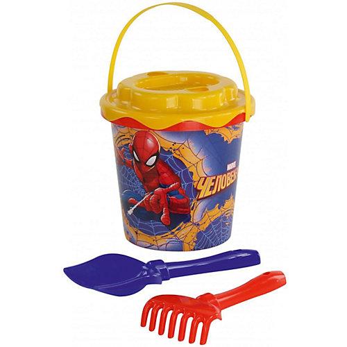 """Набор игрушек для песочницы Полесье """"Marvel Человек-Паук"""" № 11, 4 предмета от Полесье"""