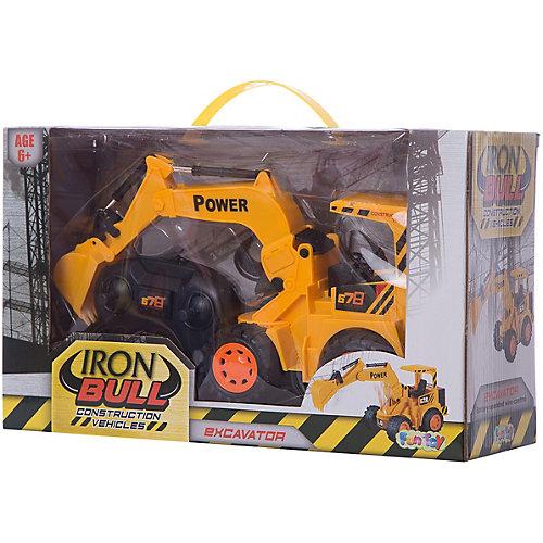 Проводной экскаватор Fun Toy с джойстиком от Fun Toy