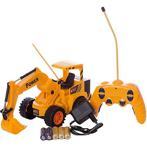 Радиоуправляемый экскаватор Fun Toy от Fun Toy