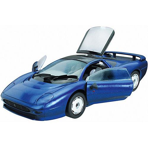 "Робот-трансформер ""Happy Well Jaguar XJ220 Roadbot"", 1:24 от Happy Well"