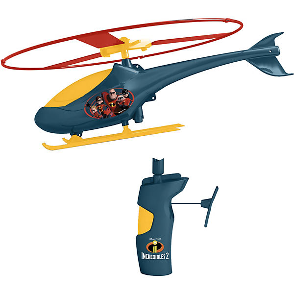 Incredibles 2 Helicopter