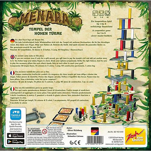 Настольная игра Zoch Менара от Zoch