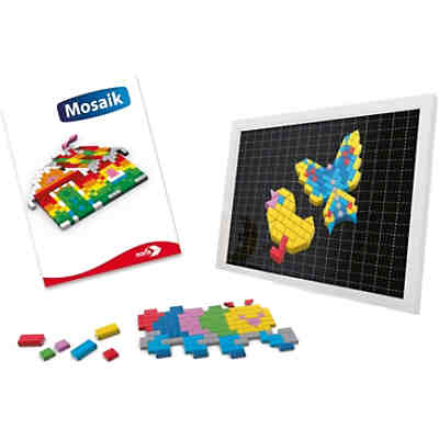 Ich lerne Formen & Farben Mosaik, SES Creative   myToys
