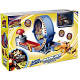 """Disney Игровой набор """"Микки и весёлые гонки: трюковое кольцо"""" (40х19х14 см, родстер)"""