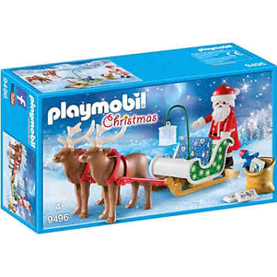 Playmobil Weihnachtskrippe.Playmobil 9494 Lichterbogen Weihnachtskrippe Playmobil Christmas