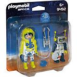 Конструктор Playmobil «Космос:Набор Астронавт и робот»