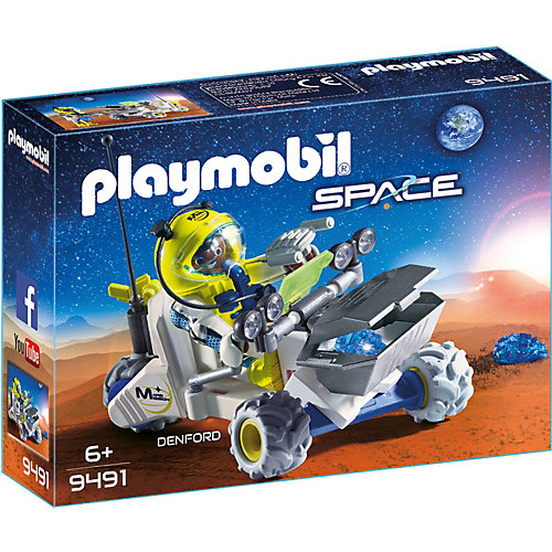 Конструктор Playmobil «Космос:Марсоход» от PLAYMOBIL®