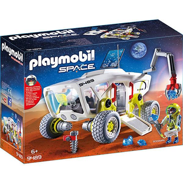 Playmobil 9489 Mars Erkundungsfahrzeug Playmobil Mytoys