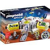 Конструктор Playmobil «Космос:Космическая Станция Марс»