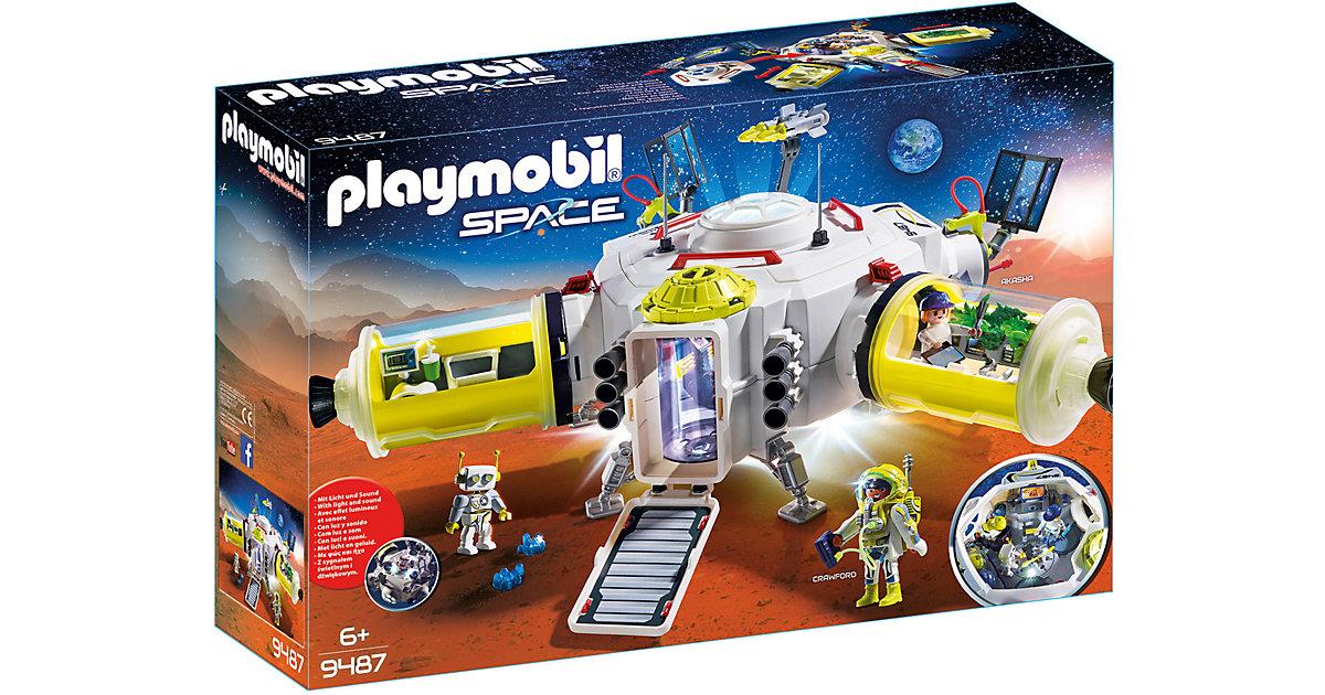 Playmobil · Mars-Station