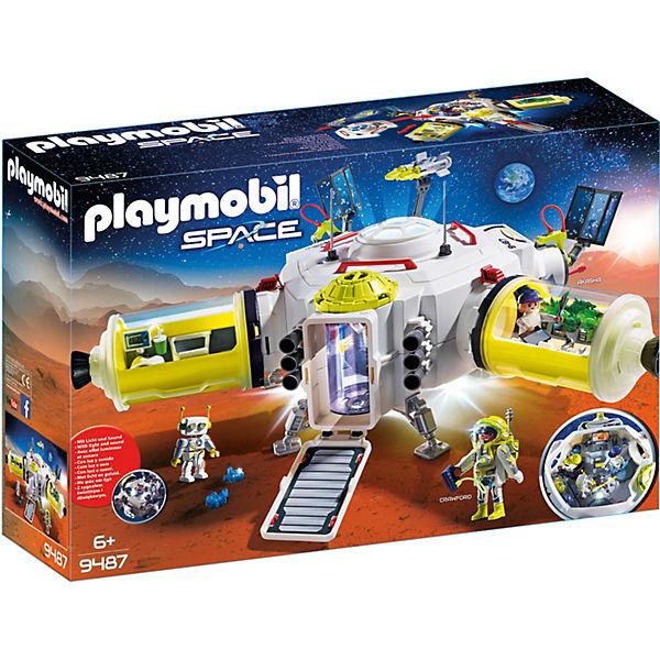 Playmobil 9487 Mars Station Playmobil Mytoys