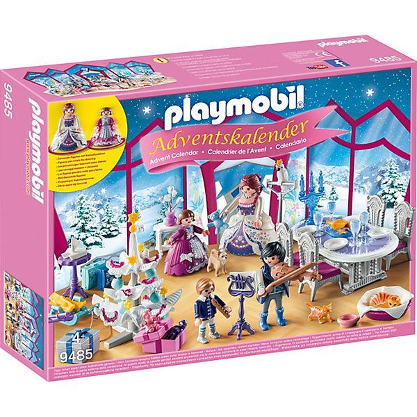 Playmobil 9485 Adventskalender Weihnachtsball Im Kristallsaal