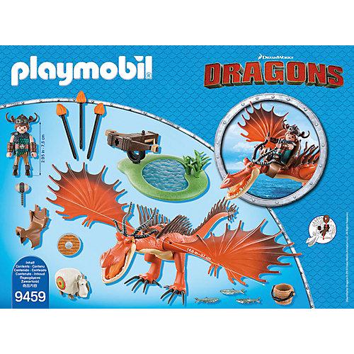 Конструктор Playmobil Сморкала и Криволык, 7 деталей от PLAYMOBIL®