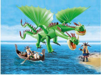 Playmobil 9460 Dragons Fischbein Und Fleischklops Dragons Mytoys