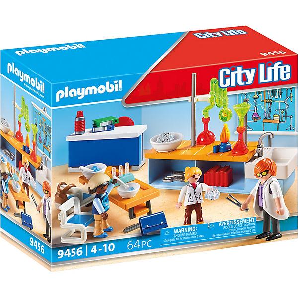 Playmobil 9456 Chemieunterricht Playmobil City Life Mytoys
