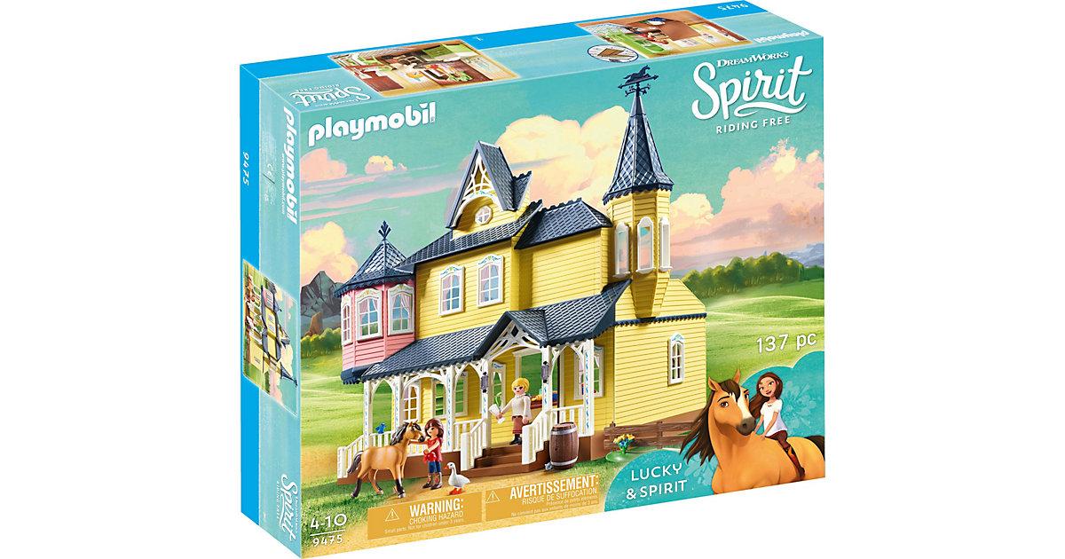 Playmobil · PLAYMOBIL® 9475 Luckys glückliches Zuhause