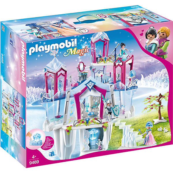 PLAYMOBIL® 9469 Funkelnder Kristallpalast, PLAYMOBIL Princess | myToys
