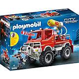 Игровой набор Playmobil «Пожарная служба: пожарная машина»