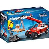 Игровой набор Playmobil «Пожарная служба: пожарный кран»