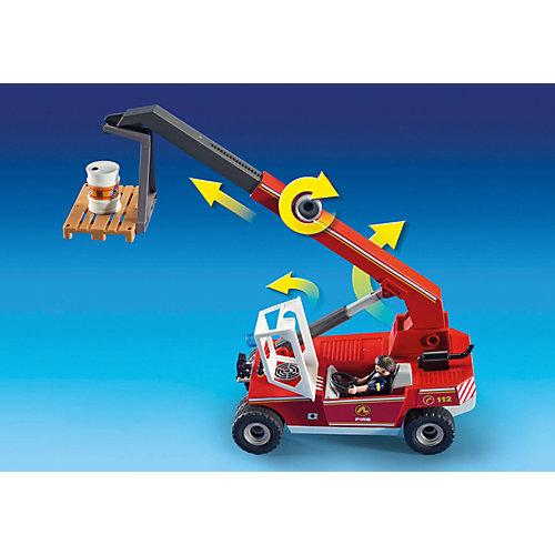 Игровой набор Playmobil «Пожарная служба: пожарный кран» от PLAYMOBIL®