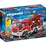 Игровой набор Playmobil «Пожарная служба: пожарная машина с водометом»