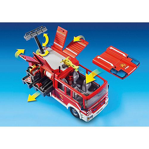 Игровой набор Playmobil «Пожарная служба: пожарная машина с водометом» от PLAYMOBIL®