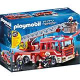 """Конструктор Playmobil """"Пожарная служба: пожарная машина с лестницей"""""""
