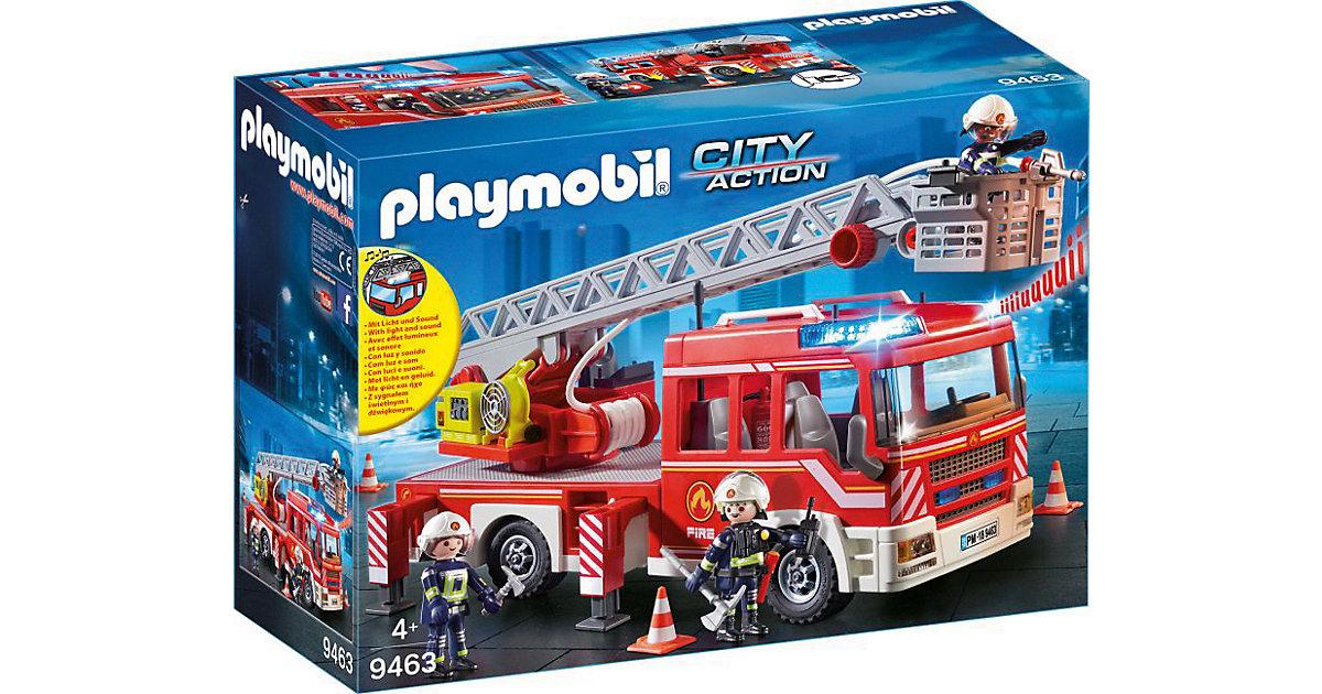 PLAYMOBIL® 9463 Feuerwehr-Leiterfahrzeug