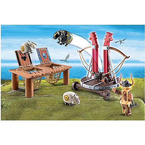 Конструктор Playmobil Плевака и Вепр, 7 деталей от PLAYMOBIL®