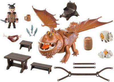 Playmobil 9246 Hicks Und Ohnezahn Dragons Mytoys