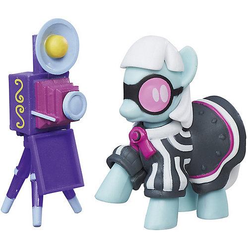 Коллекционная фигурка My little Pony Фото Финиш, с аксессуарами от Hasbro
