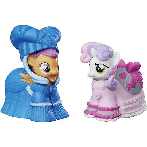 Коллекционная фигурка My little Pony Скуталу и Крошка Бель, с аксессуарами от Hasbro