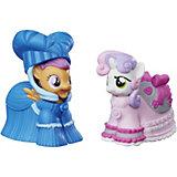 Коллекционная фигурка My little Pony Скуталу и Крошка Бель, с аксессуарами