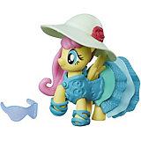 Коллекционная пони My little Pony Флаттершай с аксессуарами